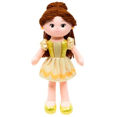 Pelucia-24-CM---Princesas-Disney---Bela---Buba