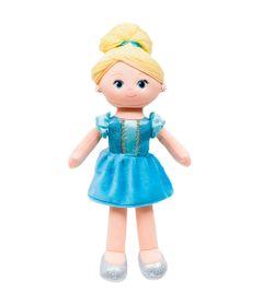 Pelucia-24-CM---Princesas-Disney---Cinderela---Buba