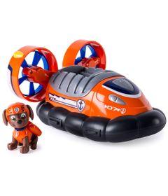 Veiculo-com-Luzes-e-Sons-e-Figura---Patrulha-Canina---Zumas-s-Deluxe-Hovercraft---Sunny