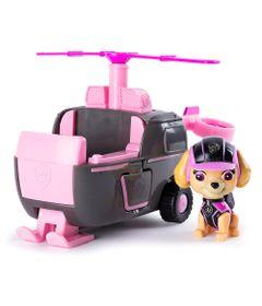 Veiculo-e-Figura---Patrulha-Canina---Helicoptero---Skye---Sunny