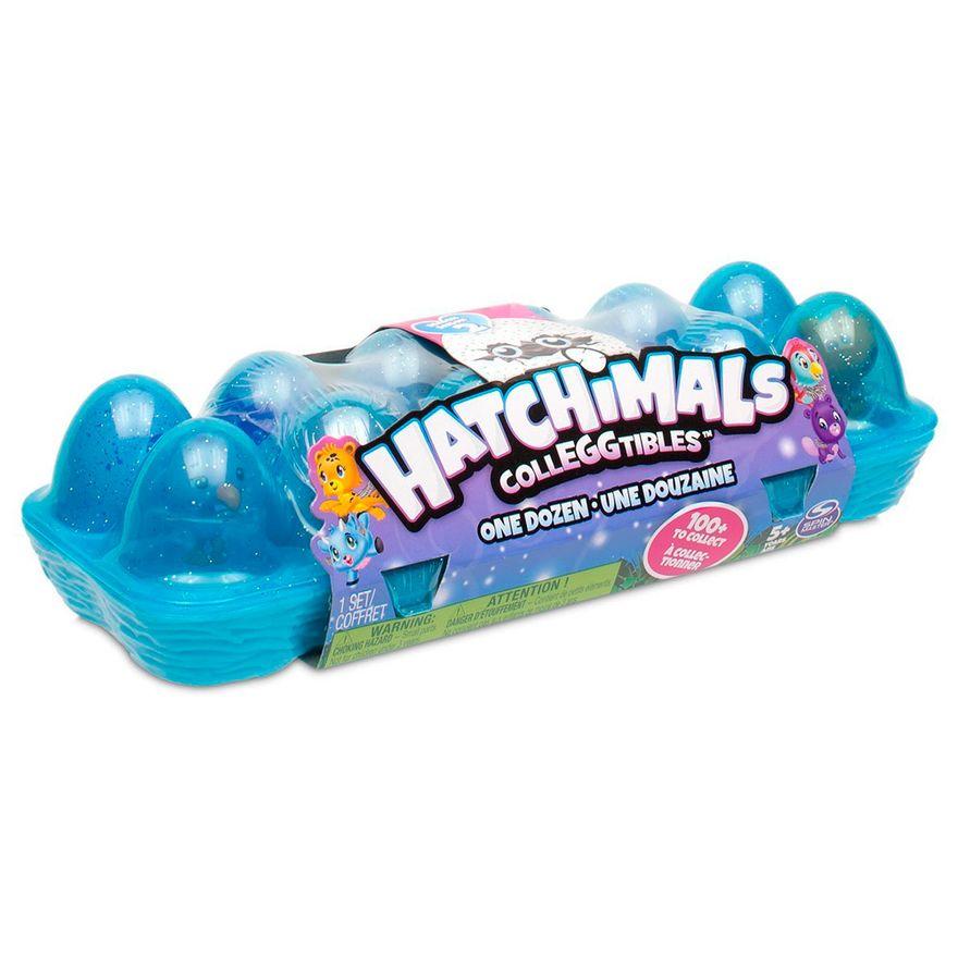 Conjunto-de-Mini-Figuras-Surpresa---Hatchimals-Colleggtibles---One-Dozen-Egg---Sunny