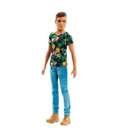 Boneco-Ken-Fashionistas---Tropical---Mattel
