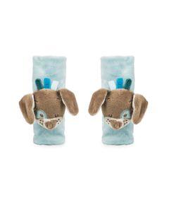 Protetor-Para-Cinto-de-Seguranca---Cachorrinho-Azul---KaBaby