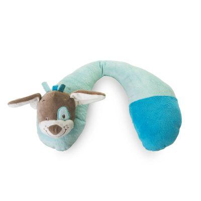 Suporte-Protetor-de-Pescoco---Cachorrinho-Azul---KaBaby