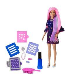 Boneca-Barbie---Cabelos-Coloridos---Mattel