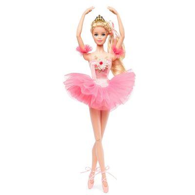 Boneca-Barbie-Colecionavel---Ballet-dos-Sonhos---Mattel