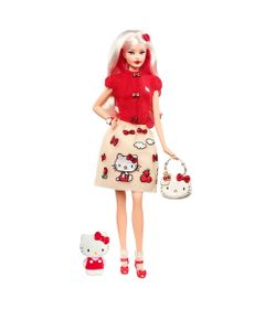 Boneca-Barbie-Colecionavel---Hello-Kitty---Mattel