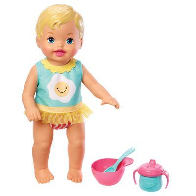 Boneca-Bebe---Little-Mommy---Momentos-do-Bebe---Cafe-da-Manha---Mattel