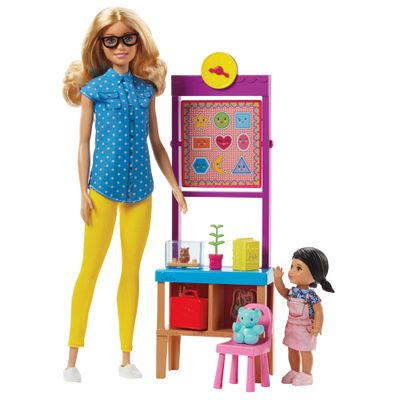 playset-e-boneca-barbie-profissoes-barbie-professora-mattel-DHB63_Frente