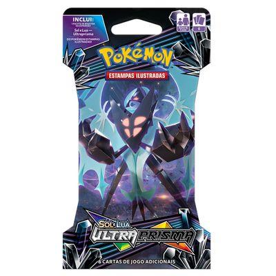 Deck-Pokemon---Blister-Unitario---Sol-e-Lua-Ultra-Prisma---Down-Wings---Copag