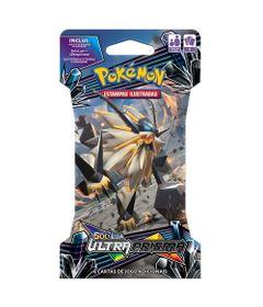 Deck-Pokemon---Blister-Unitario---Sol-e-Lua-Ultra-Prisma---Dusk-Mane---Copag