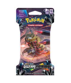 Deck-Pokemon---Blister-Unitario---Sol-e-Lua-Ultra-Prisma---Giratina---Copag