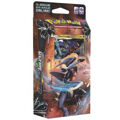 Deck-Pokemon---Starter-Deck---Sol-e-Lua-Ultra-Prisma---Garchomp---Copag