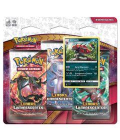 Deck-Pokemon---Triple-Deck---Lendas-Luminescentes---Zoroark---Copag