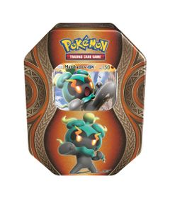 Jogo-Pokemon---Deck-Lata-Pokemon-Gx---Marshadow---Copag
