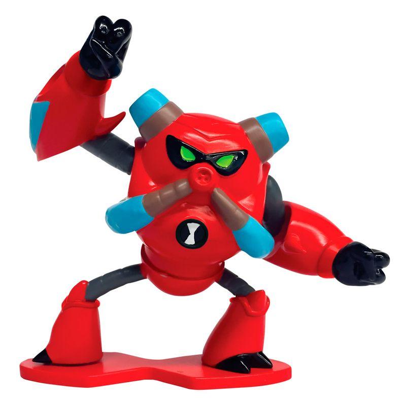 af0ce2d7bc Mini Figura - 5 Cm - Ben 10 - Enxurrada - Sunny - Ri Happy Brinquedos