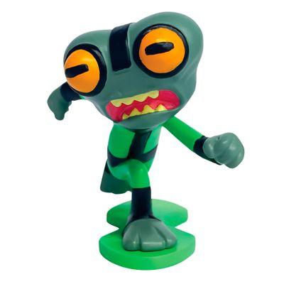 d1fafd4179 Mini Figura - 5 Cm - Ben 10 - Massa Cinzenta - Sunny - Ri Happy Brinquedos