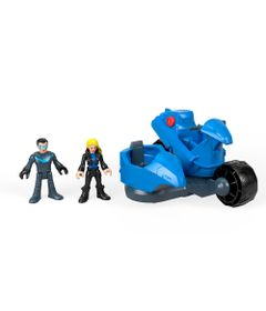 Veiculos---Imaginext-DC-Super-Amigos---Nightwing-com-Moto-Super-Potencia---Fisher-Price
