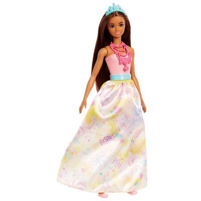 Boneca-Barbie---Dreamtopia---Princesa---Coroa-Verde-Agua---Mattel