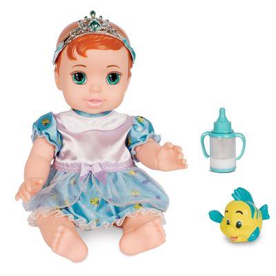 Boneca-Bebe---Princesas-Disney---Ariel-com-Pet---Mimo