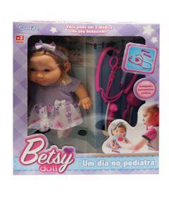 Boneca-Bebe---Betsy-Doll---Um-dia-no-Pediatra---Vestido-Lilas-com-flores---Candide