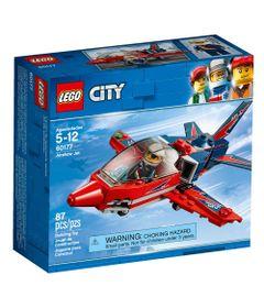 LEGO-City---Airshow-Jet---60177
