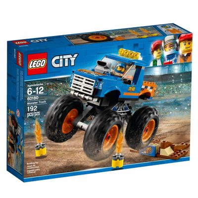 LEGO-City---Monster-Truck---60180