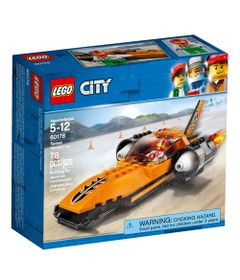 LEGO-City---Speed-Record-Car---60178