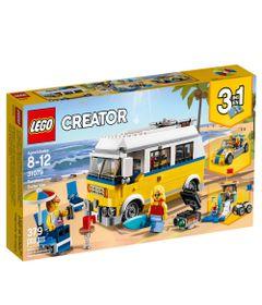 LEGO-Creator---3-em-1---Sunshine-Sufer-van---31079