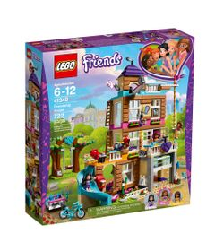LEGO-Friends---Casa-da-Amizade---41340