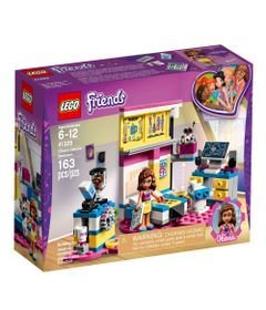 LEGO-Friends---Quarto-da-Olivia---41329