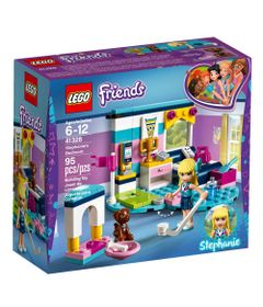 LEGO-Friends---Quarto-da-Stephanie---41328