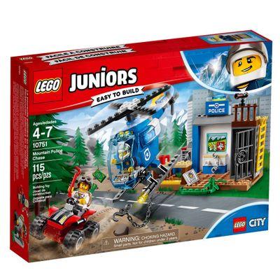 LEGO-Juniors---City---Perseguicao-na-Montanha---10751
