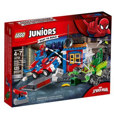 LEGO-Juniors---Disney---Marvel---Homem-Aranha-Vs-Scorpion---10754