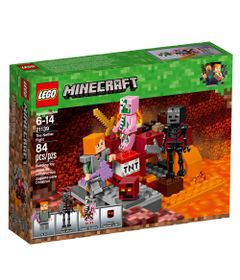 LEGO-Minecraft---Combate-Nether---21139