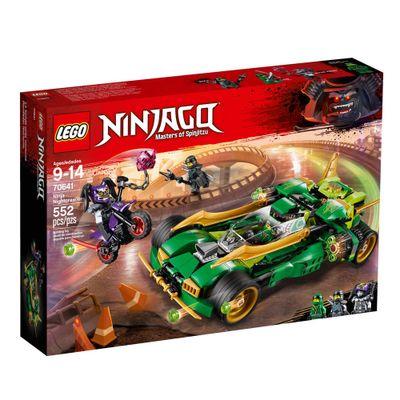 LEGO-Ninjago---Ninja-Noturno---70641