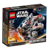 LEGO-Star-Wars---Microfighters---Millennium-Falcon---75193
