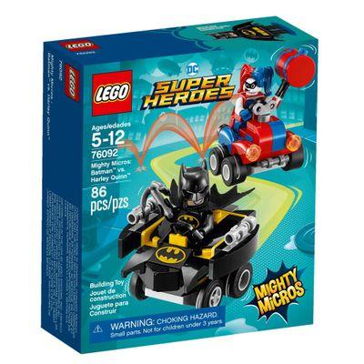 LEGO-Super-Heroes---DC-Comics---Batman-Vs-Arlequina---76092