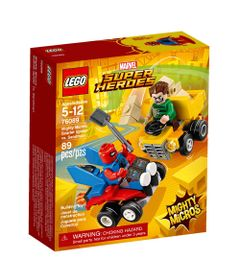 LEGO-Super-Heroes---Disney---Marvel---Spider-Man-Vs-Sandman---76089