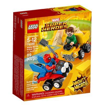 LEGO-Super-Heroes---Disney---Marvel---Spider-Man-Vs-Sandman---76089