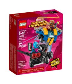 LEGO-Super-Heroes---Disney---Marvel---Star-Lord-Vs-Nebula---76090