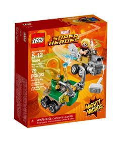LEGO-Super-Heroes---Disney---Marvel---Thor-vs-Loki---76091