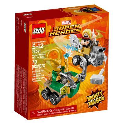 LEGO-Super-Heroes---Disney---Marvel---Thor-vs-Loki---76091