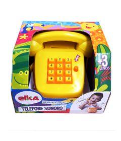 Telefone-Sonoro---Amarelo---Elka