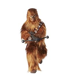 Figura-Articulada---30-Cm---Disney---Star-Wars---Star-Wars-Forces-of-Destiny---Chewbacca---Hasbro-Frente