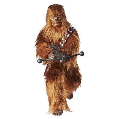 Figura-Articulada---30-Cm---Disney---Star-Wars---Star-Wars-Forces-of-Destiny---Chewbacca---Hasbro-Frente