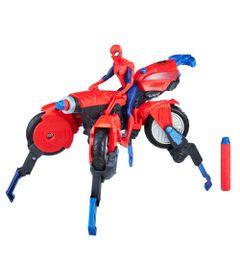 Boneco-com-Veiculo---Disney---Marvel---3-em-1---Spider-Man---Hasbro