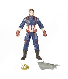Boneco-de-Acao-com-Joia---20-Cm---Disney---Marvel---Avengers---Guerra-Infinita---Capitao-America---Hasbro