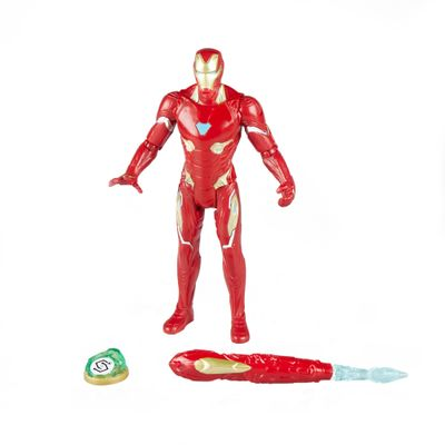 Boneco-de-Acao-com-Joia---20-Cm---Disney---Marvel---Avengers---Guerra-Infinita---Iron-Man---Hasbro
