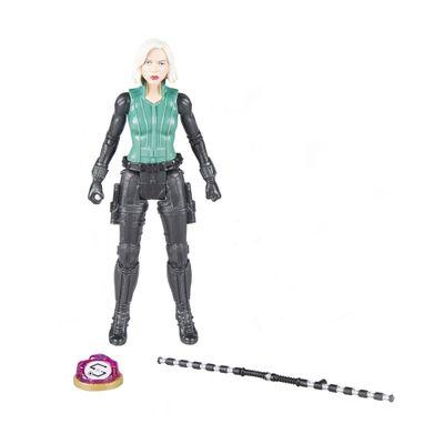 Boneco-de-Acao-com-Joia---20-Cm---Disney---Marvel---Avengers---Guerra-Infinita---Viuva-Negra---Hasbro